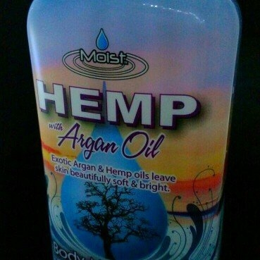 Creative Lab Moist Hemp Argan Oil Body Moisturizer uploaded by Brianna R.