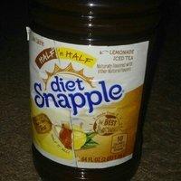 Snapple Half 'n Half Diet Lemonade Iced Tea uploaded by Issy G.