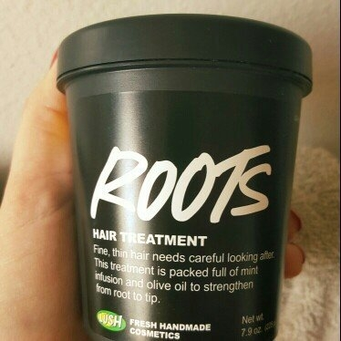 Lush Cosmetics Roots Hair Treatment uploaded by Marie W.