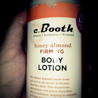 c. Booth Honey Almond Body Lotion 16 oz uploaded by Johna S.