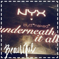 NYX Cosmetics Butt Naked - Underneath It All uploaded by Ashlie M.