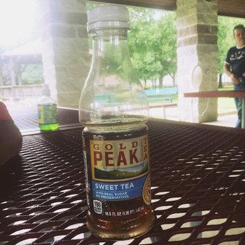 Photo of Gold Peak Sweetened Iced Tea 18.5 oz uploaded by Mashayla M.