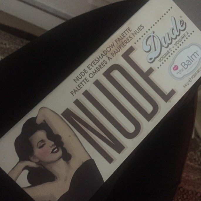 Thebalm the Balm Nude Dude Palette uploaded by Maryam H.