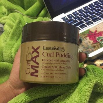 Photo of Lustrasilk Curl Max Curl Pudding 8oz Jar [(1 Pack)] uploaded by Divine E.