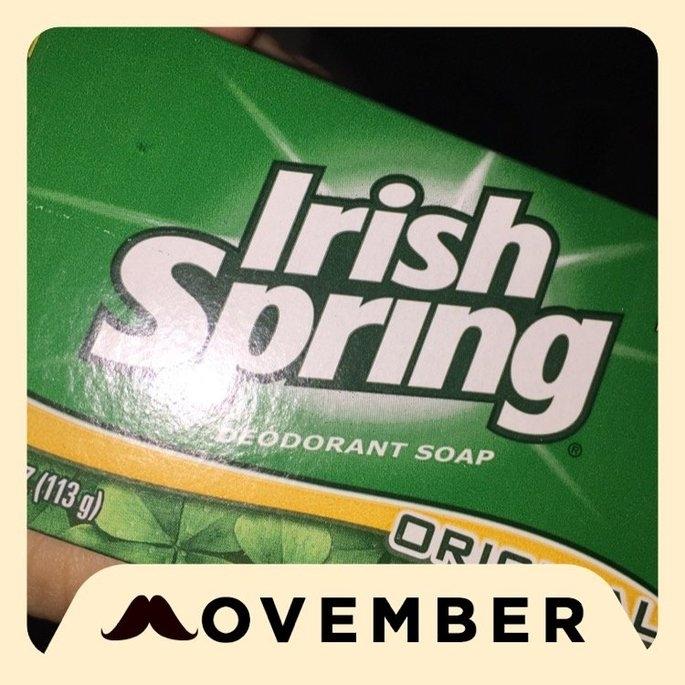 Irish Spring Original Bar Soap uploaded by Olivia F.