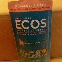 Ecos Lemongrass All Natural Laundry Detergent uploaded by Beth Ann B.