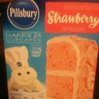 Pillsbury Moist Supreme Premium Cake Mix Strawberry uploaded by Fabiola D.