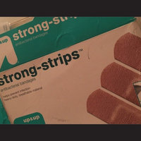 up & up up&up Antibacterial Strong-Strips Flexible Fabric Bandages uploaded by Amy S.