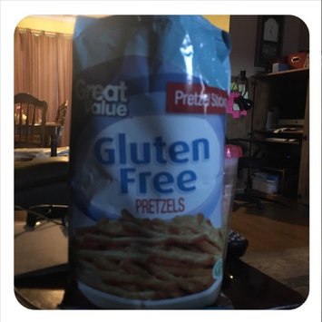 Photo of Wal-mart Stores, Inc. Great Value Gluten Free Pretzel Sticks, 8 oz uploaded by Casey D.