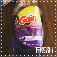 Gain Ultra Dishwashing Liquid Lavender Scent uploaded by Blythe S.