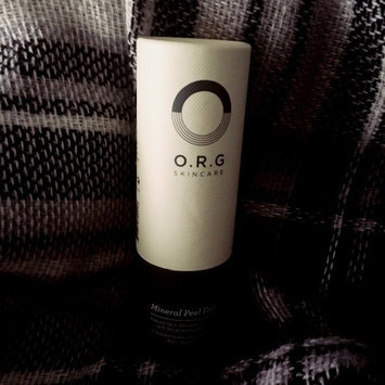 Photo of O.R.G. Skincare Mineral Peel Face uploaded by Shasta N.