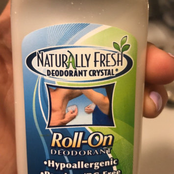 Naturally Fresh Roll On Deodorant Crystal Tropical Breeze 3 oz uploaded by Gabriela P.