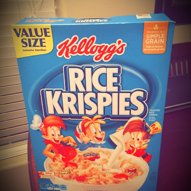 Kellogg's® Rice Krispies® Cereal