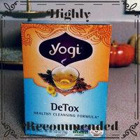 Yogi Tea Green Tea Pomegranate uploaded by Sheena S.