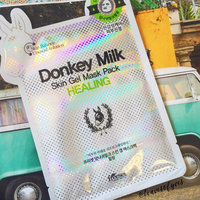 Freeset Donkey Milk Skin Gel Mask Pack Healing uploaded by Vanna L.