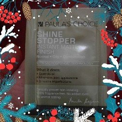 Photo of Paula's Choice Shine Stopper Instant Matte Finish, 1 fl oz uploaded by Ana S.