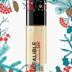 L'Oreal Paris Loreal Infallible Stay Fresh Foundation 24h uploaded by Alejandra M.