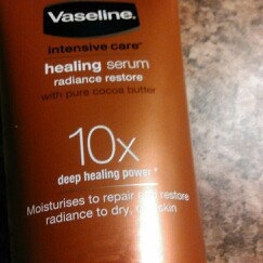 Photo of Vaseline® Intensive Care™ Radiance Restore Healing Serum uploaded by Kerrin B.