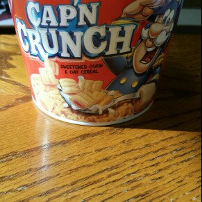 Photo of Cap'n Crunch Cereal uploaded by d_is_for d.
