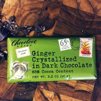 Chocolove Ginger Crystallized in Dark Chocolate uploaded by Crystal P.