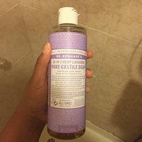 Dr. Bronner Organic Lavender Castile Liquid Soap (473ml) uploaded by Darlene S.