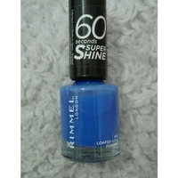 Rimmel 60 Seconds Nail Polish - Stand To Attention #610 uploaded by Eva G.