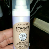 COVERGIRL Advanced Radiance SPF 10 Age-Defying Makeup uploaded by Laura R.