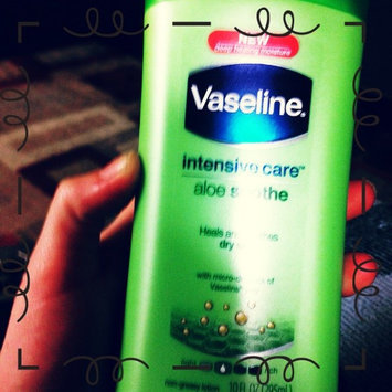 Vaseline® Intensive Care™ Aloe Soothe Lotion uploaded by Toshia S.