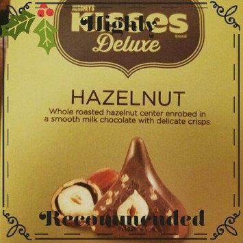 Photo of Hershey's Kisses Whole Roasted Hazelnut Center uploaded by Samantha C.