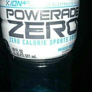 Powerade Zero Ion4 Mixed Berry Sports Drink - 8 CT uploaded by Cara G.