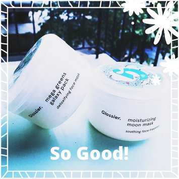Photo of Glossier Moisturizing Moon Mask uploaded by Samantha S.
