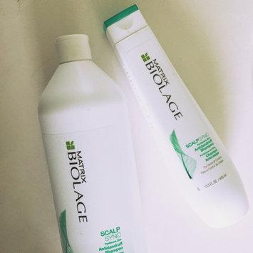 Photo of Matrix Biolage Scalp Sync Anti-Dandruff Shampoo - 13.8 oz. uploaded by Stel B.