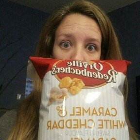 Orville Redenbacher's® Caramel White Cheddar Popcorn uploaded by Jessica W.