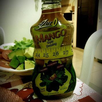 Photo of 3Zeros Dressing Zero Calories Mango 16 fl oz uploaded by Roseddy P.
