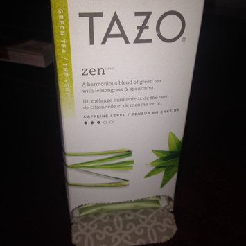Starbucks SBK149900 Tazo Zen Green Tea Pack of 24 uploaded by Jean S.