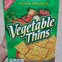 Nabisco Vegetable Thins Crackers uploaded by Francisca R.