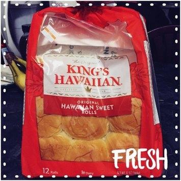King's Hawaiian Original Hawaiian Sweet Rolls uploaded by Aileen H.