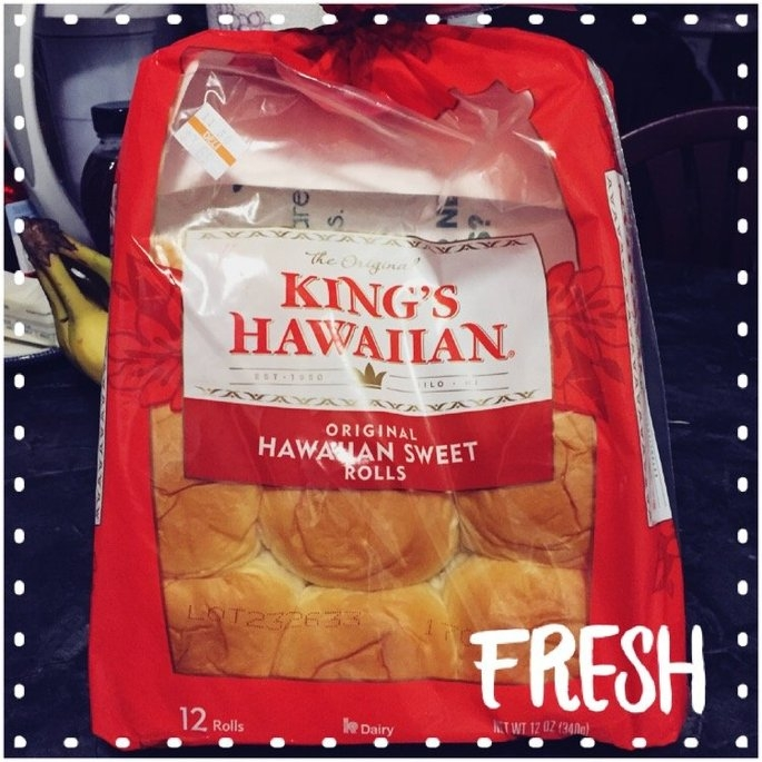 King's Hawaiian Original Hawaiian Sweet Rolls uploaded by Aileen H.