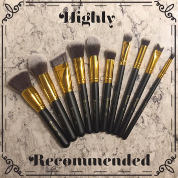 Photo of BH Cosmetics Sculpt and Blend 10 Piece Brush Set uploaded by Ashley A.