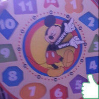 Melissa & Doug Mickey Mouse Wooden Shape Sorting Clock uploaded by Angela j.