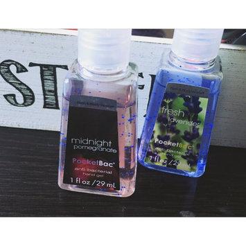 Photo of Bath Body Works Midnight Pomegranate 1.0 oz Pocket Bac Anti-Bacterial Hand Gel [] uploaded by Deja B.