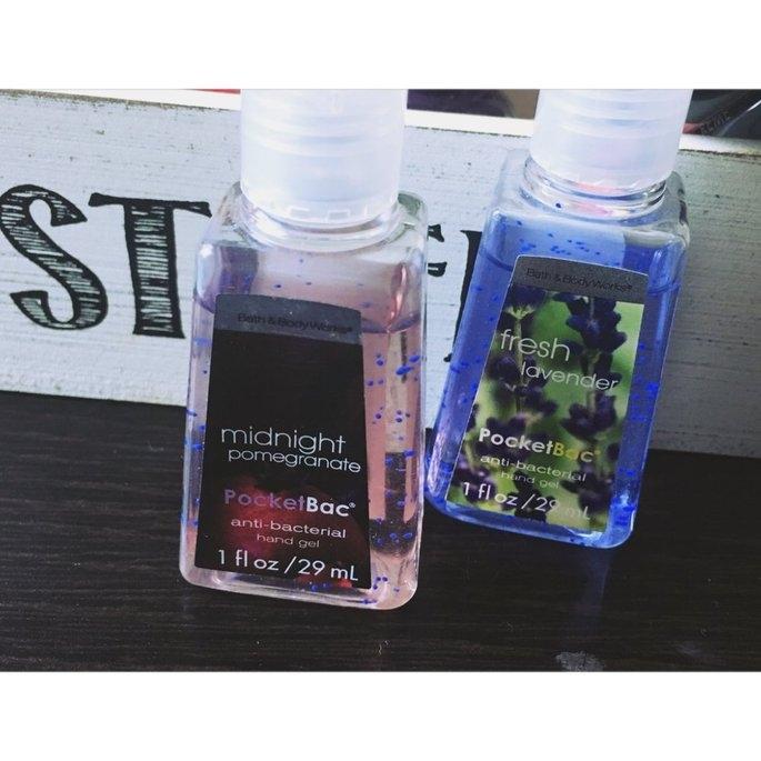 Bath Body Works Midnight Pomegranate 1.0 oz Pocket Bac Anti-Bacterial Hand Gel [] uploaded by Deja W.