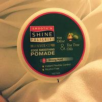 Smooth 'n Shine Polishing Olive & Tea Tree RevivOil Instant Edge Smoothing Pomade 2 oz. Jar uploaded by Madelyne s.