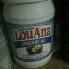 Lou Ana 100% Pure Coconut Oil 30oz Container uploaded by Dottae P.