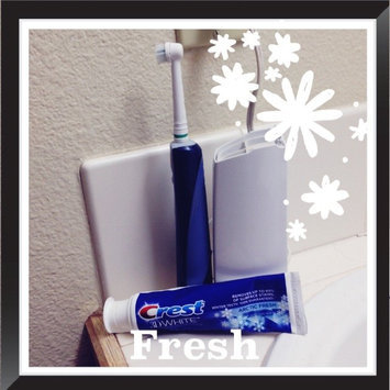 Photo of Crest 3D White Arctic Fresh Whitening Toothpaste uploaded by Monica T.