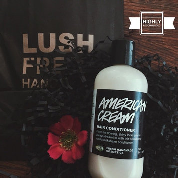 Lush American Cream Conditioner uploaded by Jasmine G.