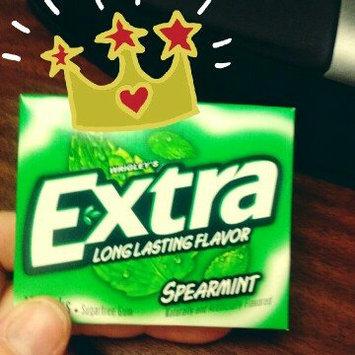 Extra Spearmint Sugar-Free Gum uploaded by Jennifer O.