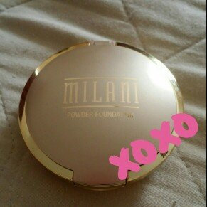 Photo of Milani Even-Touch Powder Foundation uploaded by Crystal S.