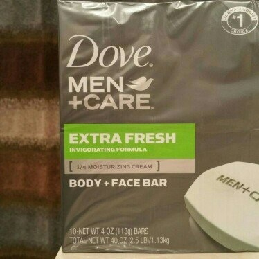 Dove Men+Care Clean Comfort Body + Face Bar - 6 CT uploaded by Dana L.
