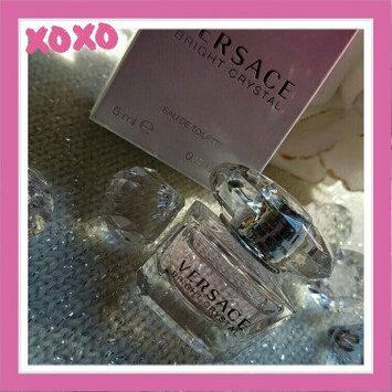 Versace Bright Crystal Eau de Toilette Spray uploaded by Devika M.